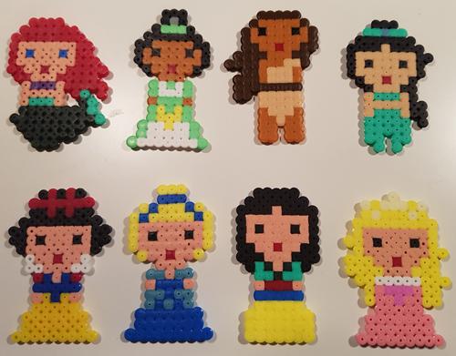 Disney - prinsessen