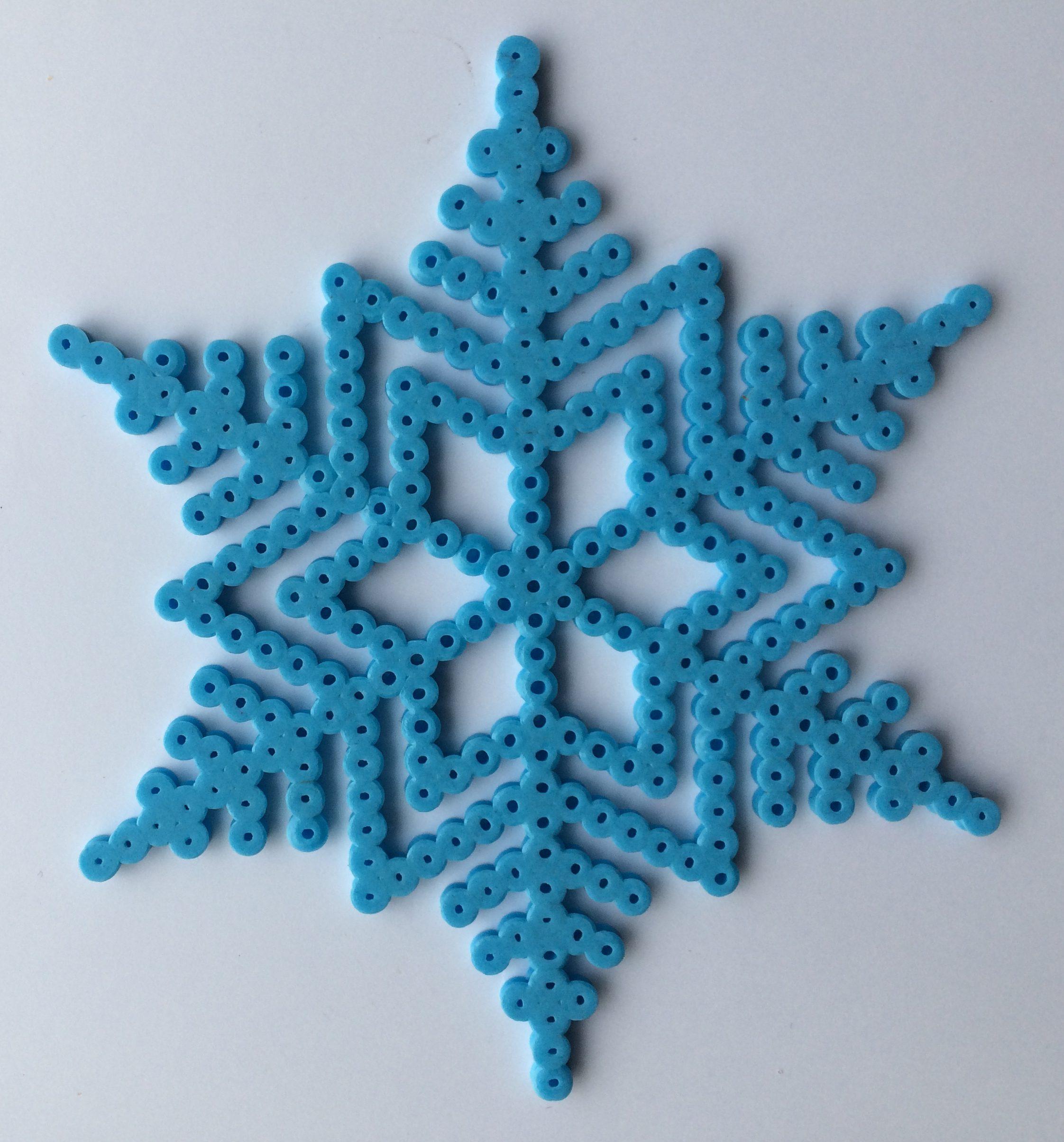 IJskristal blauw