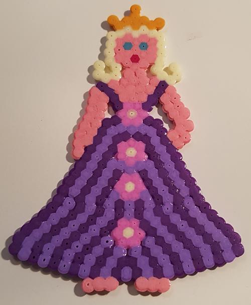 SES Strijkkralen prinsessen- Strijkkralen en zo!