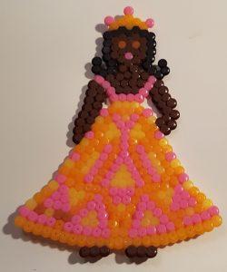 SES Strijkkralen prinsessen - Strijkkralen en zo!