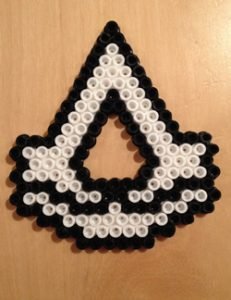 Assassins Creed Strijkkralen - Strijkkralen en zo