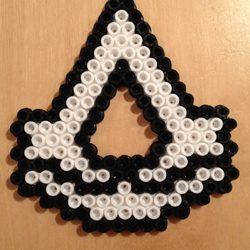 Assassins Creed strijkkralen is mijn favoriet