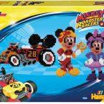 Mickey en de Roadster Racers strijkkralen - strijkkralen en zo