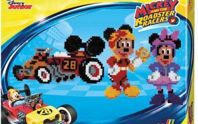 Mickey en de Roadster Racers strijkkralen