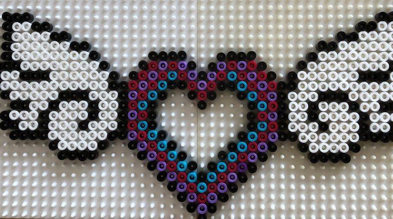 strijkkralen liefde 1